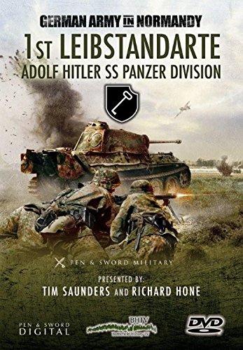 The Germans in Normandy - 1st Leibstandarte: Adolf Hitler SS Panzer Division [UK Import]