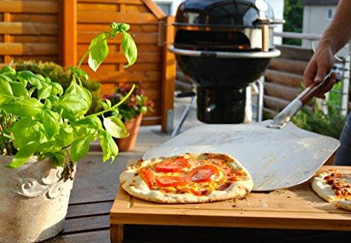 smokin pizzaring f r kugelgrill f r 57cm kugelgrills. Black Bedroom Furniture Sets. Home Design Ideas