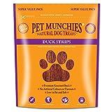 Pet Munchies Hunde-Snacks, Enten-Streifen