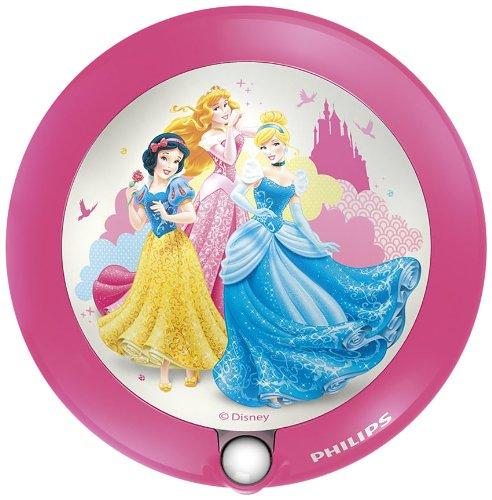 Philips Disney Princesas - Luz nocturna con sensor