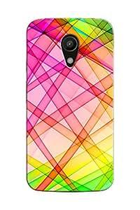 Link+ Back Cover for Motorola Moto G2