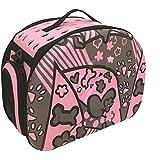 Freedog F050010007 - Transportin eva, para perro y gato, color rosa