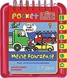PocketLÜK-Set: Meine Fahrzeuge: Denk- und Konzentrationsübungen