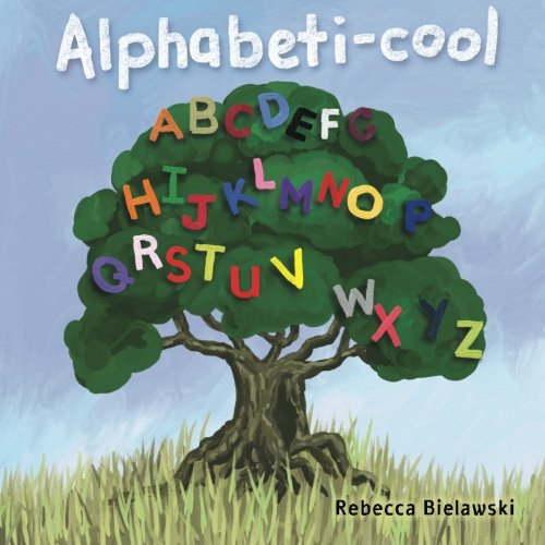 Alphabeti-cool: painted ABCs