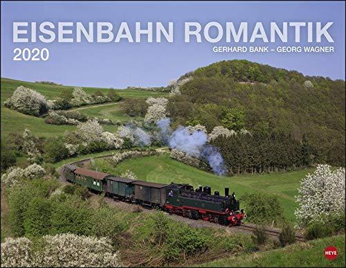Eisenbahn Romantik 2020 44x34cm