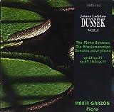 """Afficher """"Piano sonatas (The), vol. 1"""""""