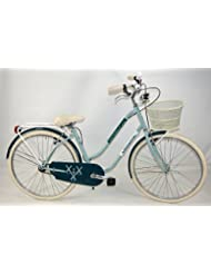 "Bicicleta 1"" V"" ADRIATICA Modelo HOLLAND LADY Color Verde"