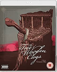 The Tree Of Wooden Clogs [Blu-ray]