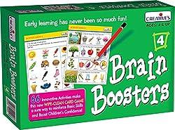 Creative Educational Aids 1030 Brain Boosters - IV