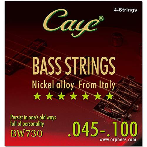 Studyset CAYE BW Series Basssaiten (4/5/6-teilig) BW930/6 string - Bw-serie