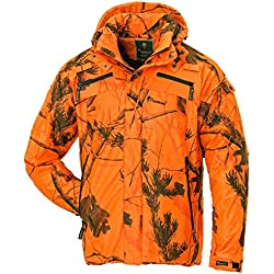 Pinewood Hombre caza oso Chaqueta, AP Blaze, small