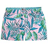 Pepe Jeans Men's Yelets Swim Shorts, Pink (Pink 325), X-Large