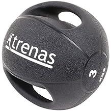 TRENAS PRO Balón medicinal con asas – 3 kg