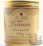 Klee BIO Honig, weißer, streichzart, zimtig, 500g