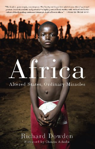 Africa: Altered States, Ordinary Miracles (English Edition)
