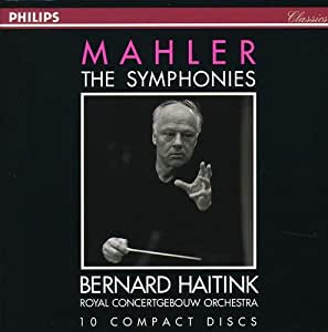 Mahler : les Symphonies (Coffret 10 CD)