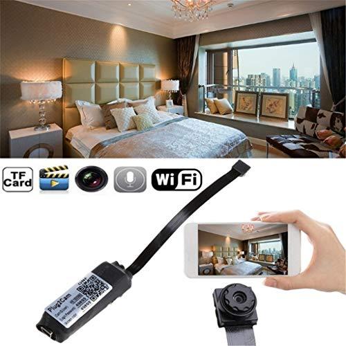 TianranRT WIFI IP Indoor Wireless Camcorder Familie Sicherheit Mini Kamera DVR Neu Digital (Wireless-sicherheits-dvr-kamera)