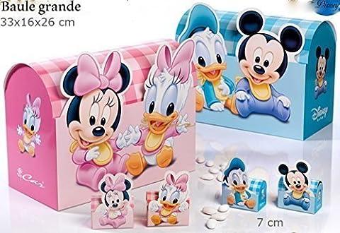 32 boites à dragées Minnie et Daisy +