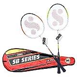 #7: Silver's SB-990 COMBO1 Badminton Kit