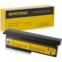 *6600 mAh* Batería para IBM Lenovo 42T4536 42T4537 X200 X200S