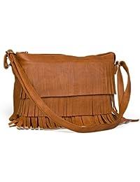 Amazon.in: Brown - Sling & Cross-Body Bags / Handbags & Clutches ...