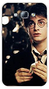 Crazy Beta Daniel Radcliffe Harry potter Hollywood actor Printed mobile back cover case for Samsung Galaxy A8