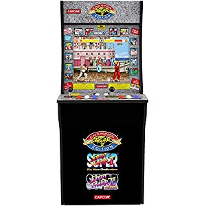 Arcade 1Up Street Fighter – Máquina Arcade Retro