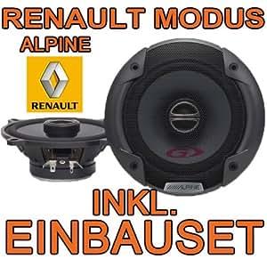 Renault modus-haut-parleur-alpine-sPG 13C2–coaxial - 13 cm