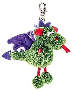 Rudolf Schaffer 0223 - Llavero de dragón florero