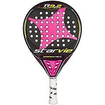 StarVie R 9.2 DRS Soft Pala de pádel, Unisex Adulto, Rosa, 360 Gramos
