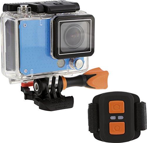 Rollei Actioncam 420 - Cámara deportiva, resolución de vídeo de 4K, WiFi,...