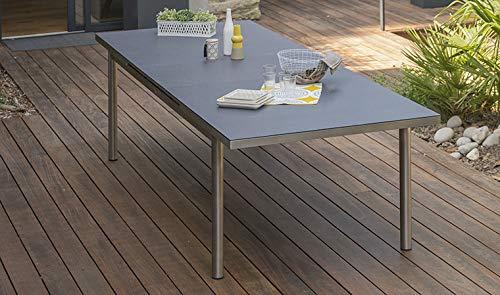 Garden park - tavolo da giardino estensibile palermo 240/300 cm