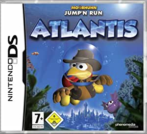 Moorhuhn Jump'n Run: Atlantis