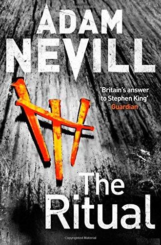 Portada del libro The Ritual by Adam Nevill (2011-05-06)
