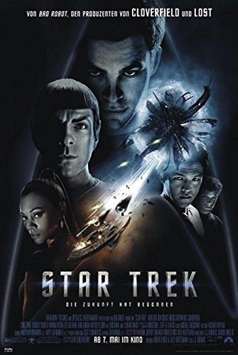 Star Trek XI The Future Begins Poster (61cm x 91,5cm) + Ü-Poster