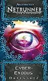 Asmodee HE468 - Android Netrunner: Cyber-Exodus - Genesis-Zyklus 3