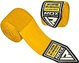 RDX Boxen Boxbandagen Wraps MMA Elastisch Handschuhe Daumenschlaufe 4