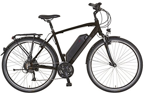 "Prophete E-Bike, 28"", Entdecker e8.6, Hinterradmotor 36V,250W,max.30Nm, SHIMANO 24-Gang Kettenschaltung, AEG Downtube-Akku Lithium-Ionen, 36 V, 10,4 Ah (374Wh), Alu-Trekking-Premium-Rahmen"