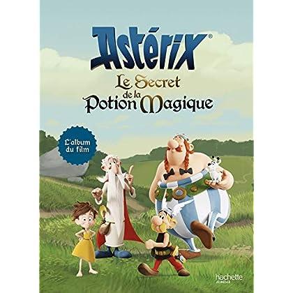 Astérix - Le secret de la potion magique Album du film
