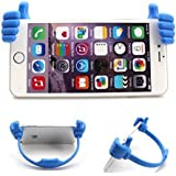 Super Flexible/Expandable Mobile Phone, Table T& Ipad Smart Mobile Stand-SMS-OK Stand- Multi Color Pack Of 2 Pcs