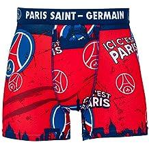 PARIS SAINT GERMAIN Boxer Short PSG - Collection Officielle Taille Homme 2681377c6b1