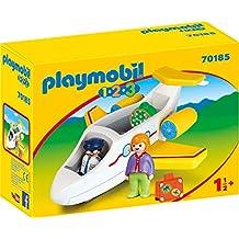 Playmobil 70185 1.2.3 Pasajeros Avión
