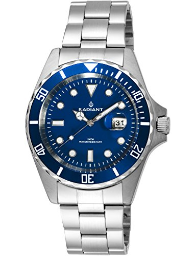Radiant New Navy Steel RA410202