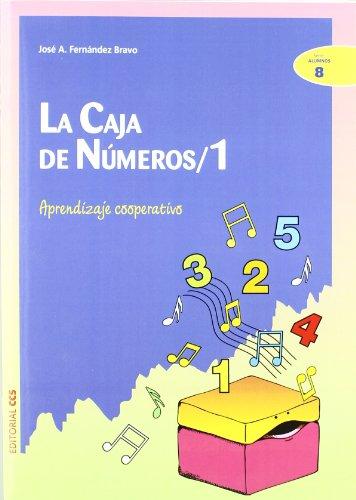 La caja de números 1: Aprendizaje cooperativo: 8 (Ciudad de las ciencias)