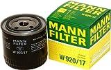 Mann Filter W92017 Ölfilter