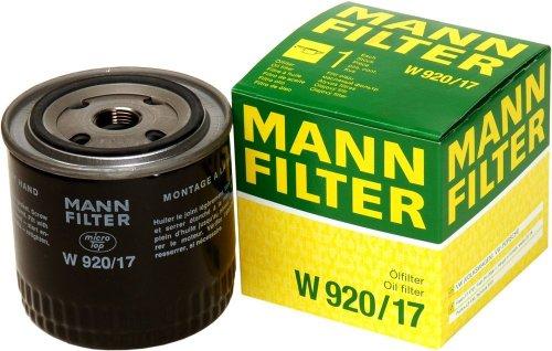 Preisvergleich Produktbild Mann Filter W92017 Ölfilter