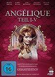 Angélique - Teil I-V Gesamtedition (Digital Remastered, 3 Discs)