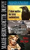 Telecharger Livres Les Enquetes de Maud Delage volume 4 L Enfant mystere des terres confolentaises Maud sur les chemins de l etrange et Nuits a haut risque (PDF,EPUB,MOBI) gratuits en Francaise