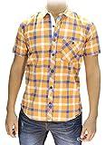 BK Black Men's Slim Fit Cotton Shirt (MC...