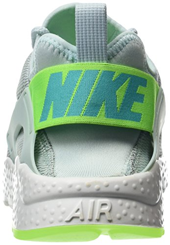 Nike Air Huarache Run Ultra, Scarpe Running Donna Multicolore (Fiberglass/Electric Green/Gamma Blue)